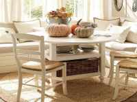 Corner Breakfast Nook Furniture Displays Hot Place to ...