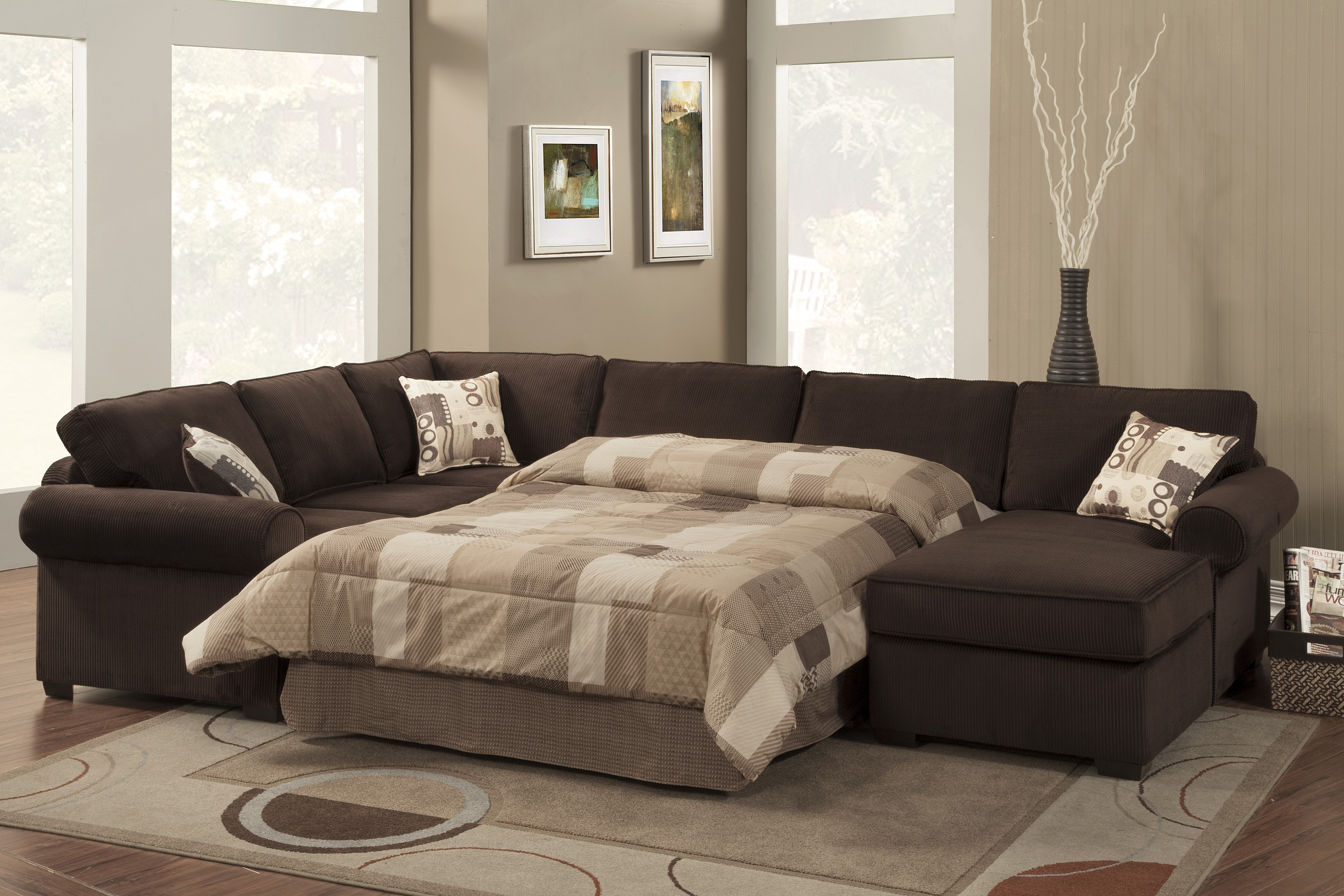 Sofa Bed Hotel Quality Sectional Sofa Sleepers For Better Sleep Quality And