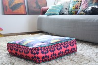 Floor Pillows Ikea Adorn Interior with Exotic Asian Style ...