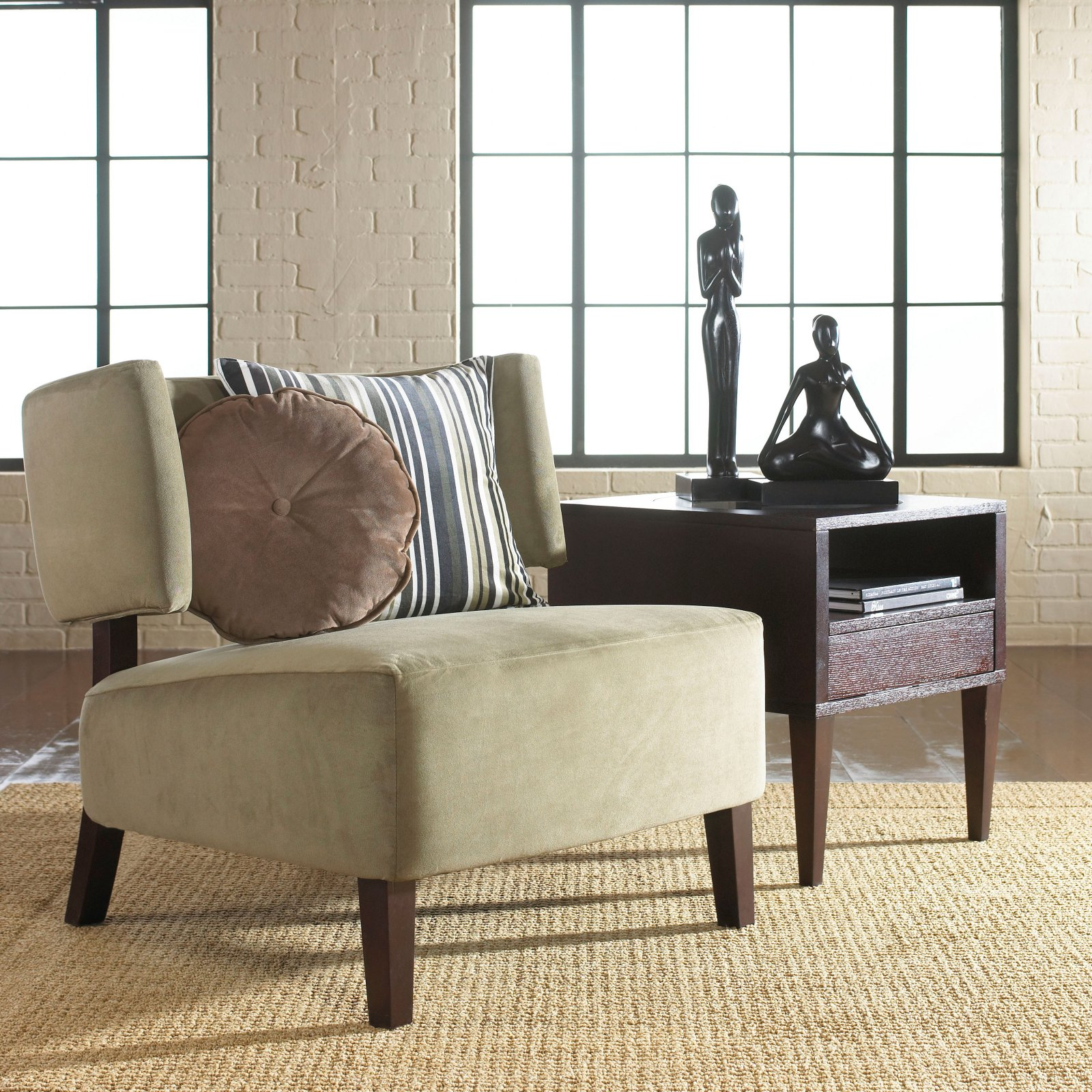 Accent Chairs For Living Room Top 4 Comfortable Chairs For Living Room Homesfeed
