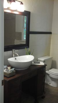 Small Bathroom Vanities With Vessel Sinks to Create Cool ...