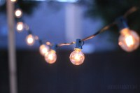 The Best Exterior String Lights Ideas | HomesFeed