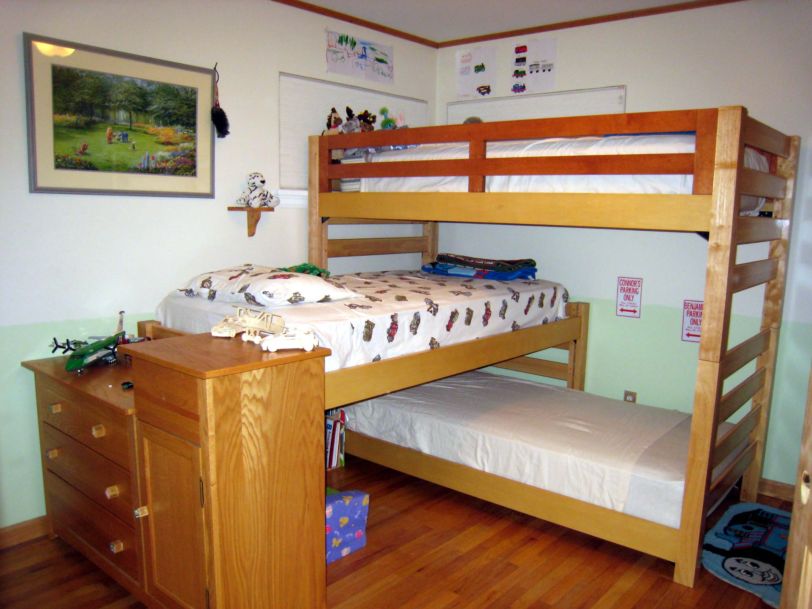 Childrens Beds With Storage Contemporary Children Twin Beds With Storage Homesfeed