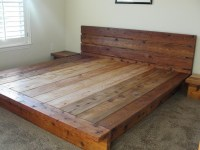 King Platform Bed Frames Selections | HomesFeed