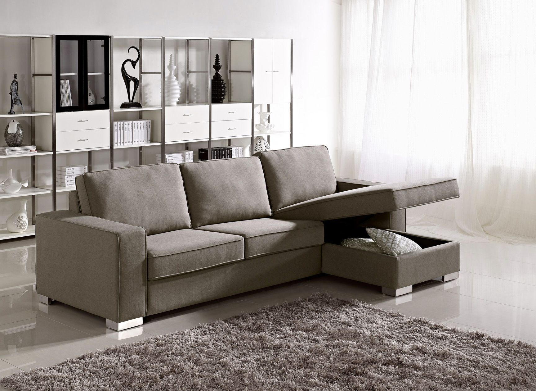 Apartment Sectional Apartment Size Sectionals Homesfeed