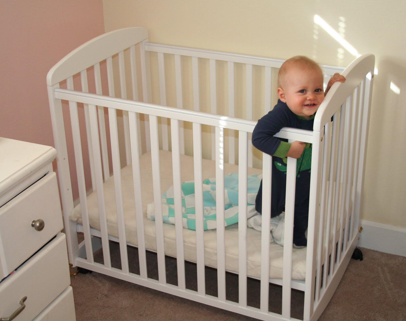 Mini Crib Dimensions Homesfeed