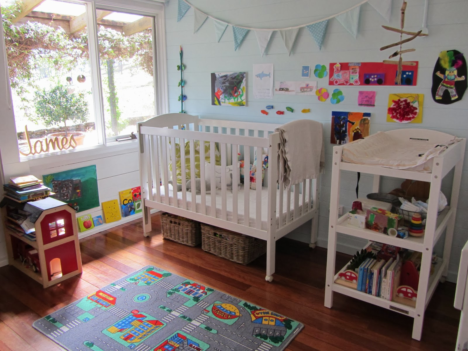 1 Year Old Room Ideas Baby Boy Themes For Nursery Homesfeed