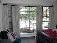 Ceiling Mount Curtain Rod Ideas | HomesFeed