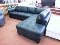 Navy Blue Sectional Sofa Design Options   HomesFeed