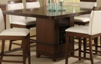 Square Dining Table For 4 | HomesFeed