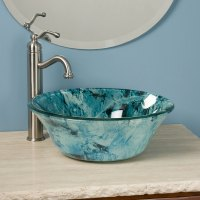Small Vessel Sinks for Bathrooms