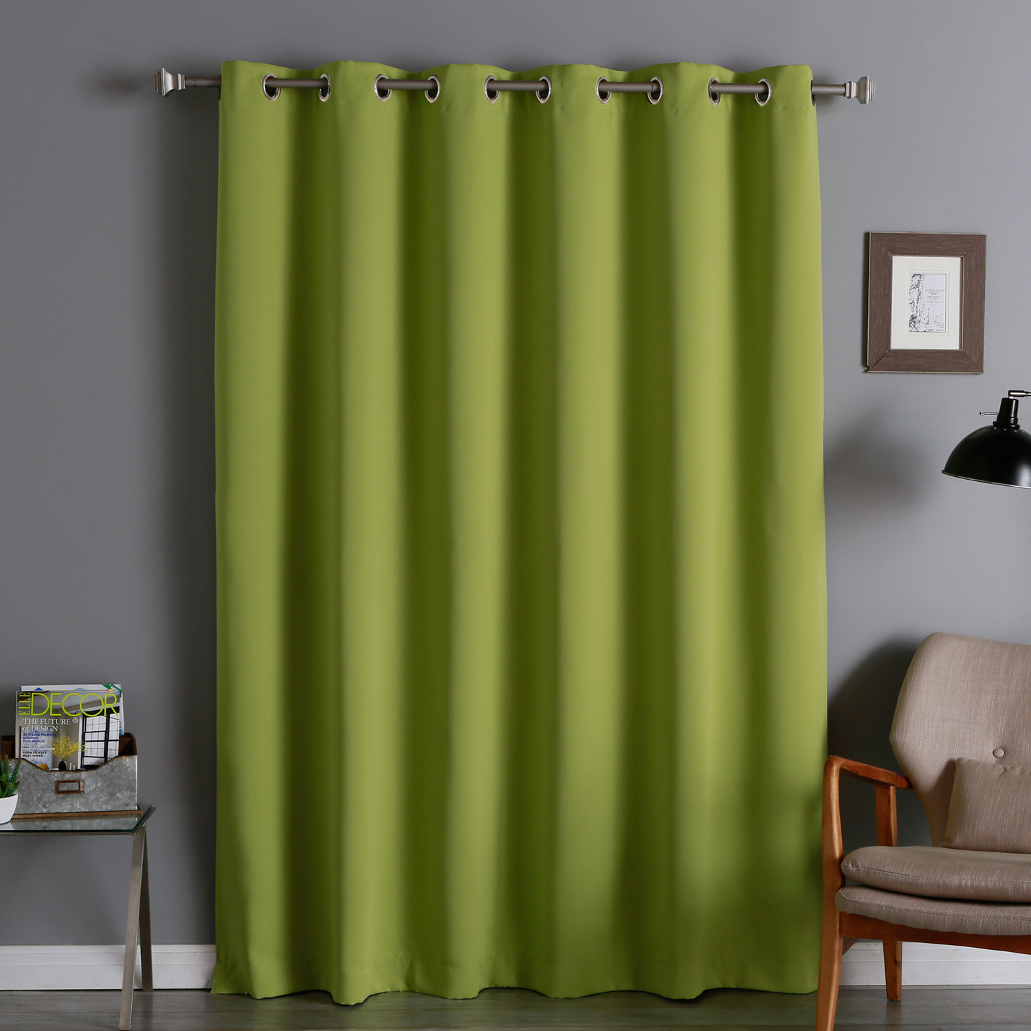 102 Inch Curtains Extra Wide Blackout Curtains Homesfeed