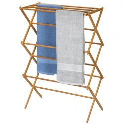 Small Of Wooden Clothes Drying Rack
