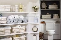 Brilliant Bathroom Cabinet Organizers | HomesFeed
