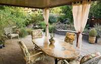 Create A Dramatic Look to Your Patio with the Outdoor