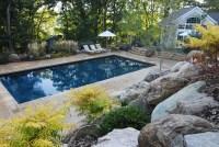 Rectangular Pool Designs | HomesFeed