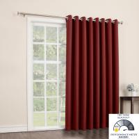 Extra Wide Blackout Curtains | HomesFeed