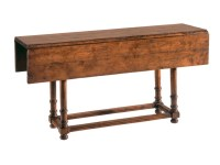 Drop Leaf Sofa Table: Large or Space