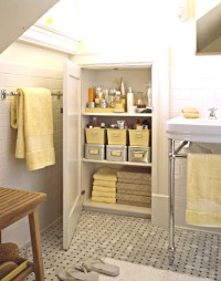 Brilliant Bathroom Cabinet Organizers | HomesFeed