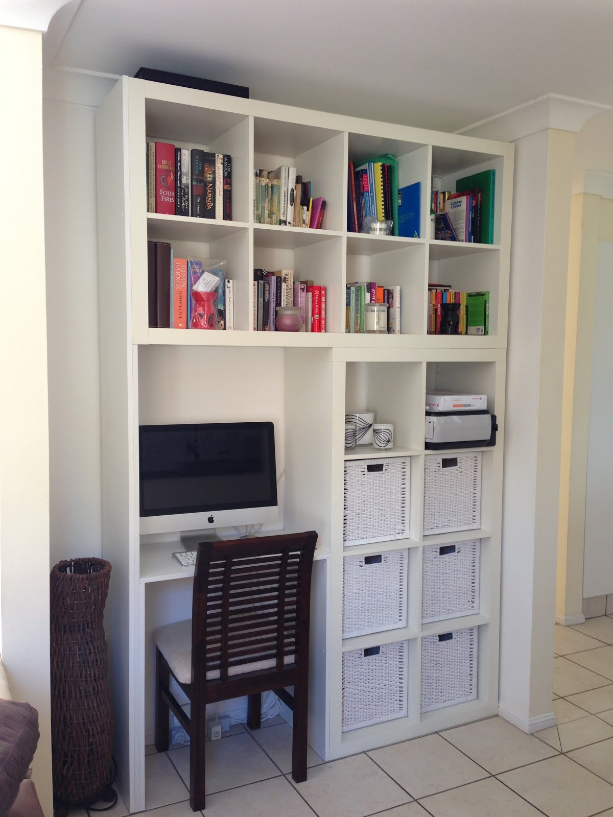 Office Storage Units Wall Unit With Desk Smart Storage Solution For Home