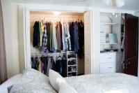 Small Bedroom Closet Organization Ideas | HomesFeed