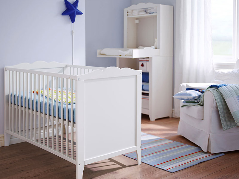 Kinder Schrank Baby Cribs Ikea: Designs, Materials, And Features | Homesfeed
