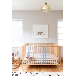 Witching Bedding A Pendant Lamp A Wooden Rocking Horse Baby Cribs Wooden Baby Crib Features Homesfeed Ikea Baby Cribs Uk Ikea Baby Cribs Recall baby Ikea Baby Cribs