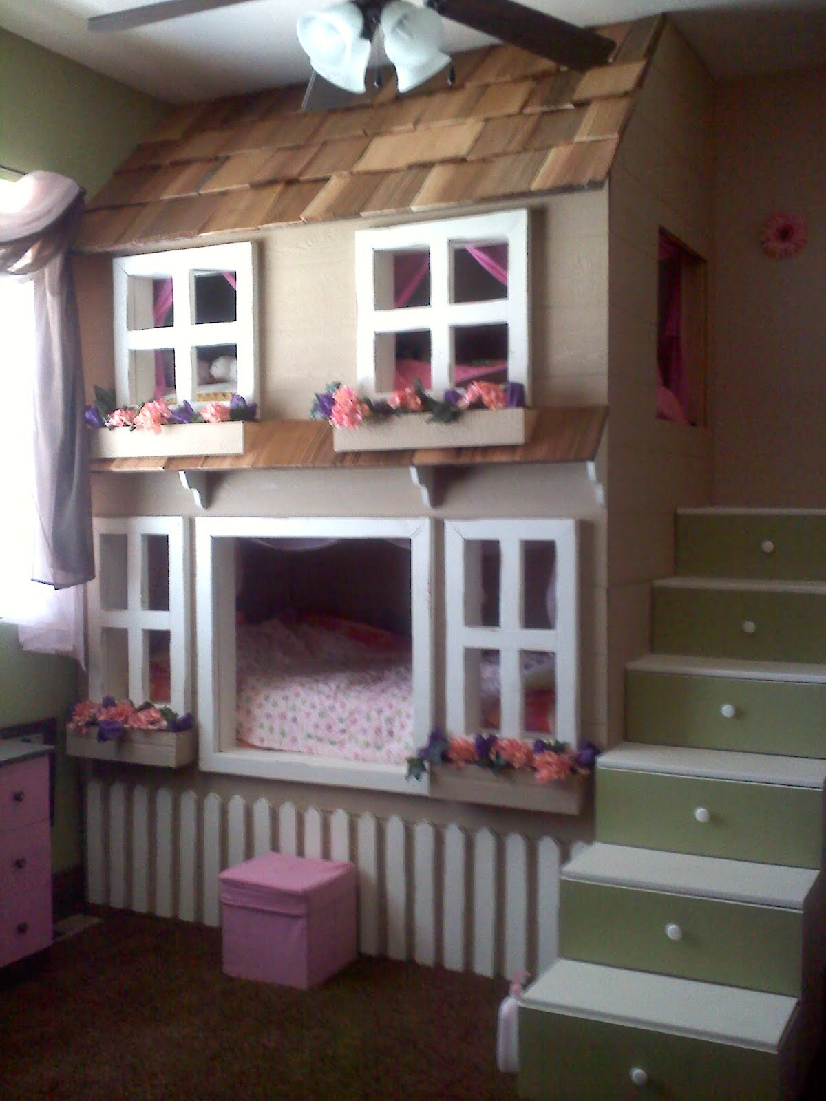 Cool Kids Bunk Beds Tree House Bunk Beds For Kids Homesfeed