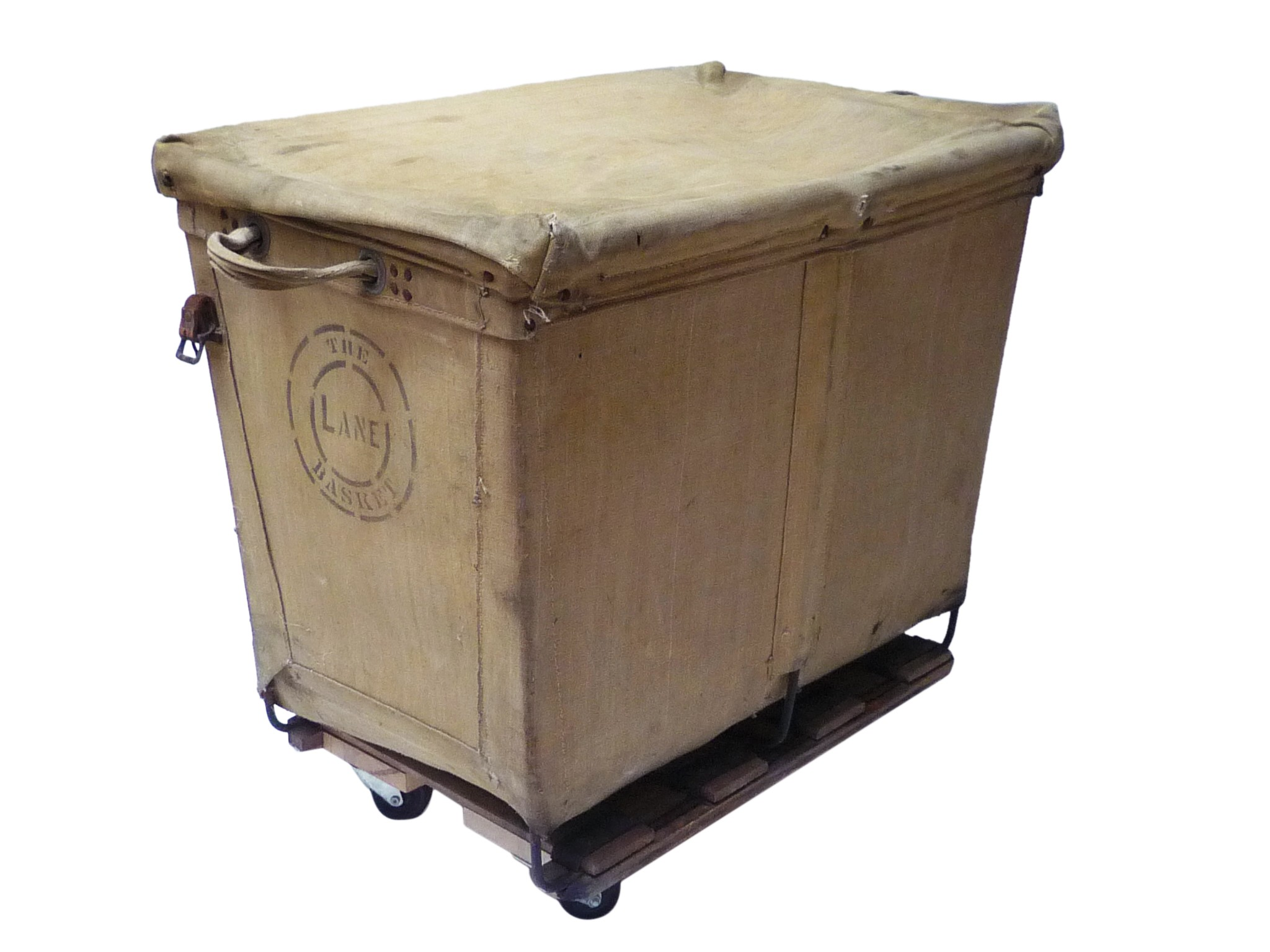 Hamper On Wheels Hamper With Wheels For Easy Moving Linen Homesfeed