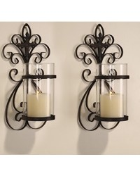 Mirrored Candle Holders to Beautify your Hallway | HomesFeed