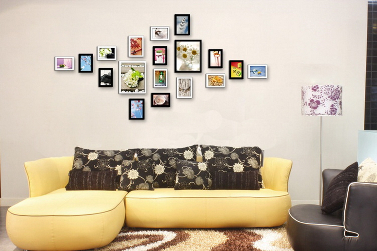 Excellent Wall Decorating Ideas for Living Room HomesFeed - living room wall decoration ideas