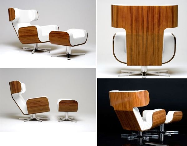Eames Arm Chair Comfortable Chairs For Reading – Homesfeed