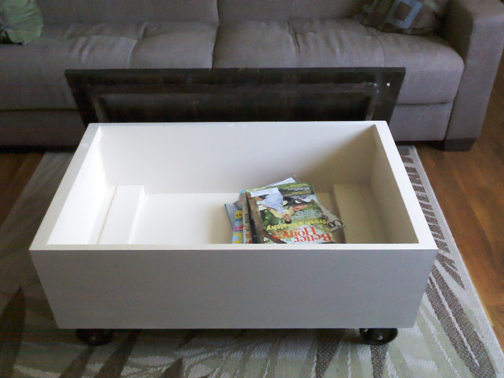 Storage Table On Wheels Wide Designs Of White Coffee Table With Storage Homesfeed
