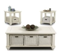 Wide Designs of White Coffee Table with Storage | HomesFeed