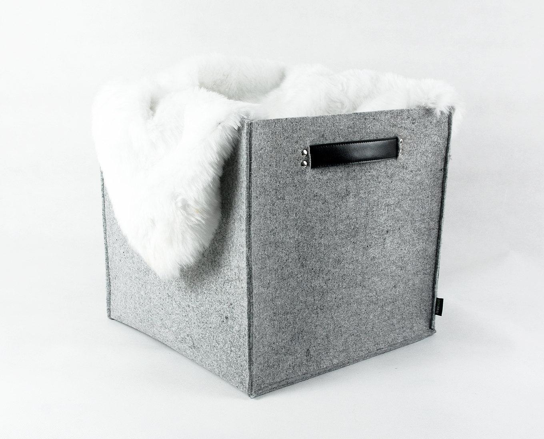 Closet Accessories Organized Interiors & Felt Storage Boxes - Listitdallas