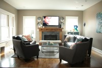 Living Room Furniture Arrangement | HomesFeed