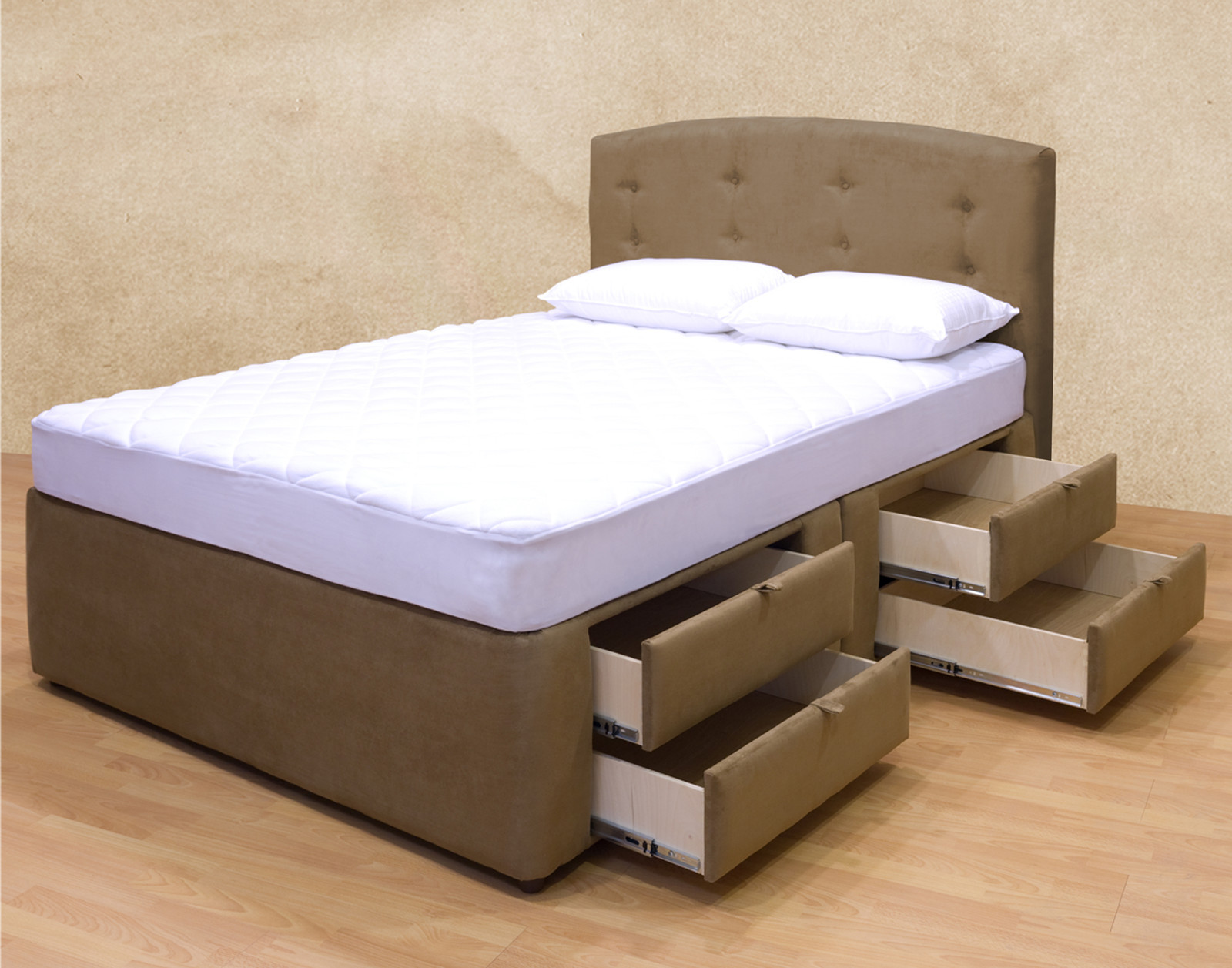 Childrens Beds With Pull Out Bed Underneath Beds With Drawers Underneath Homesfeed