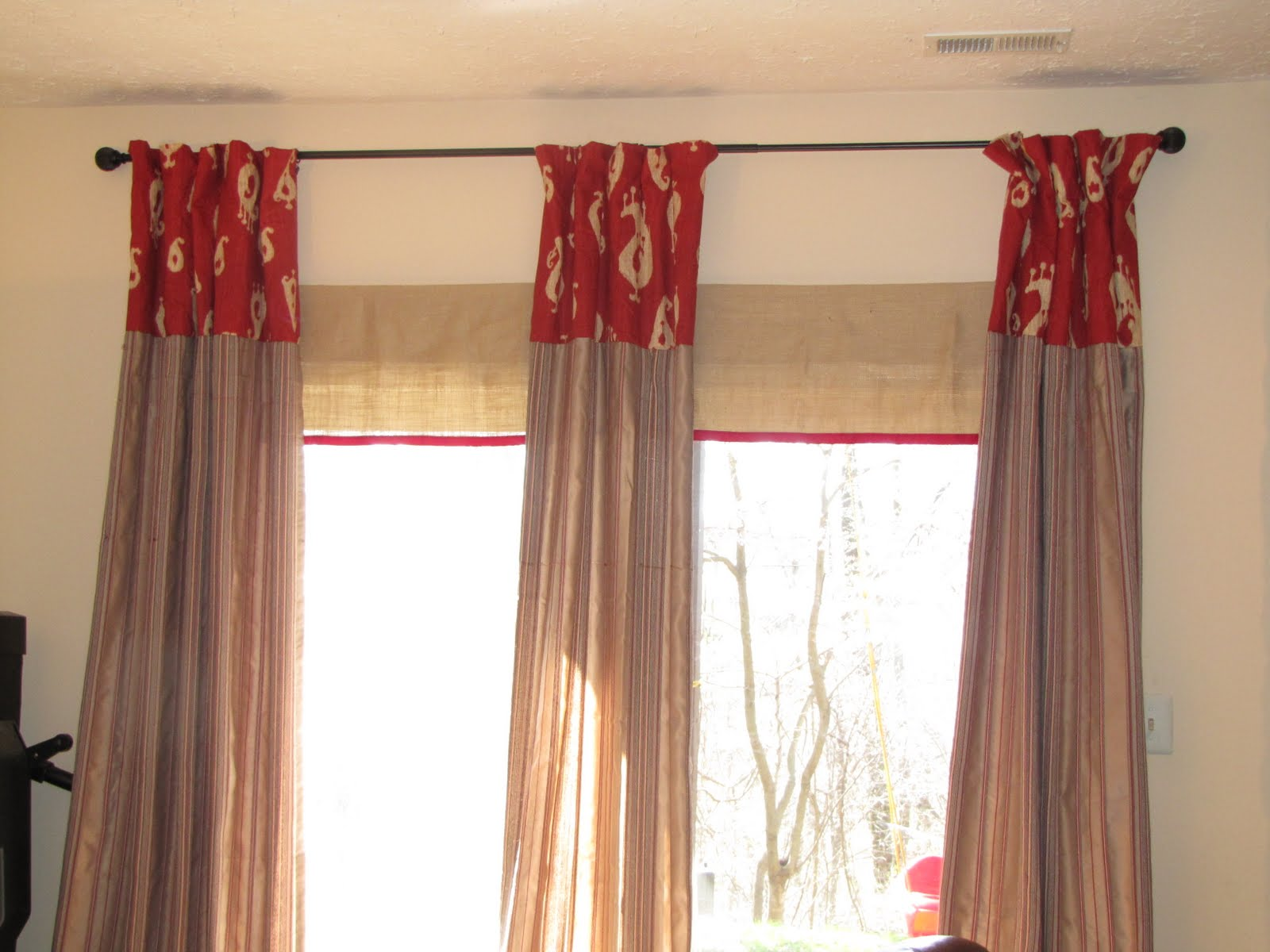 Curtains For Large Patio Doors Patio Door Curtain Ideas Homesfeed