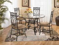 Wrought Iron Kitchen Table Ideas | HomesFeed