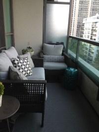 Small Balcony Furniture Option | HomesFeed