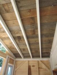 Wood Ceiling Planks Design | HomesFeed