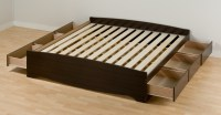 Beds with Drawers Underneath | HomesFeed
