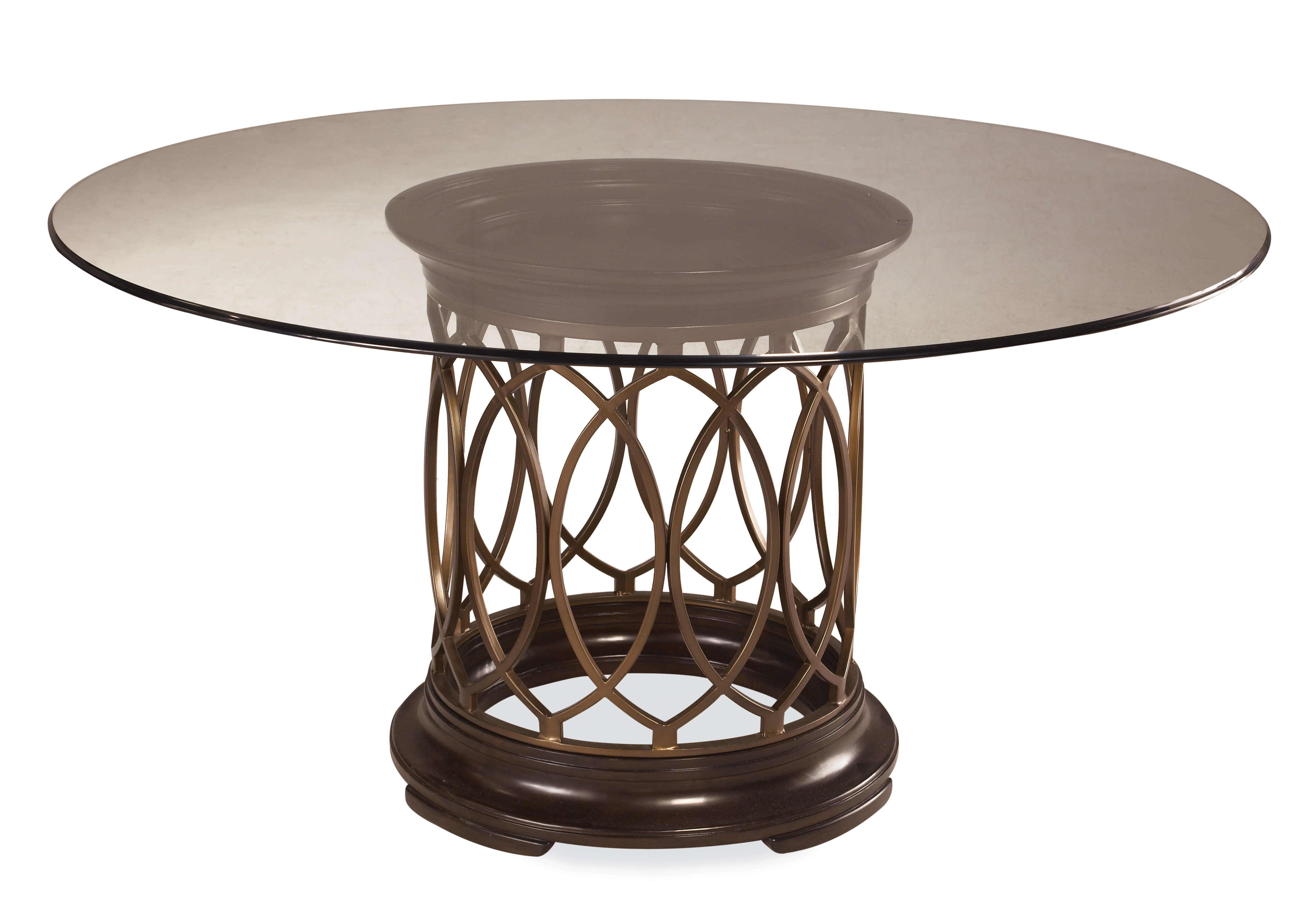 Round Table Tops Dining Table Bases For Glass Tops Homesfeed