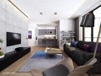 Modern Apartment Interior Design | HomesFeed