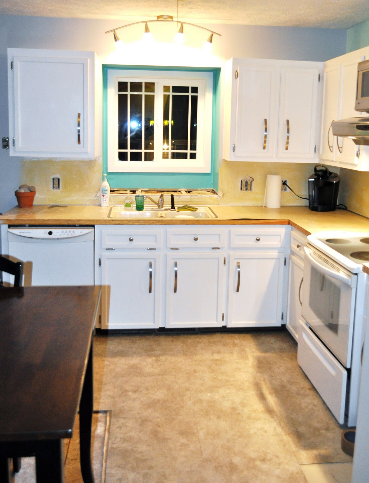 White And Wood Kitchen Cabinets To Go Reviews Homesfeed