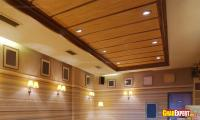 Wood Ceiling Planks Design | HomesFeed