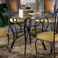 Wrought Iron Kitchen Table Ideas | HomesFeed