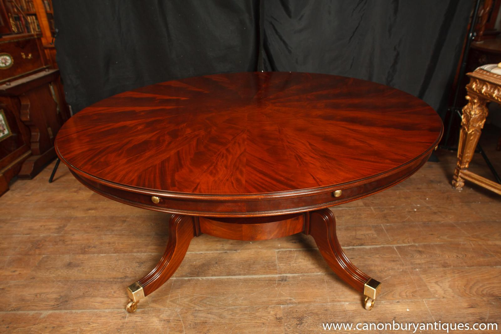 Expanding Round Dining Table The Great Expanding Round Dining Table Homesfeed