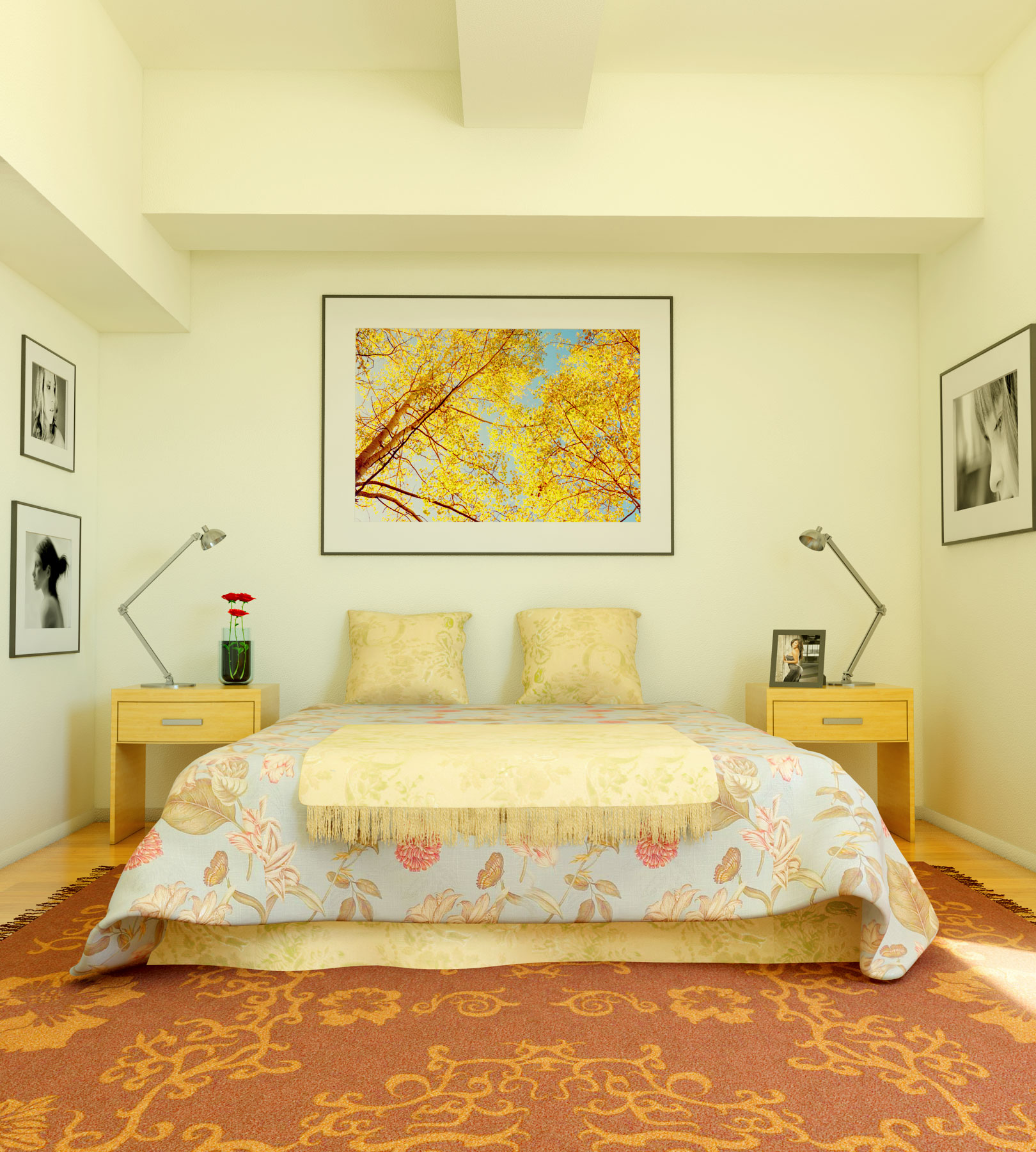 Bedroom Color For Small Room Best Paint Colors For Small Room Some Tips Homesfeed
