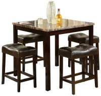 High Top Table Sets to Create an Entertaining Dining Space ...